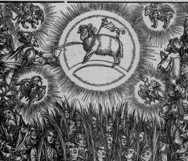 子羊の崇拝
