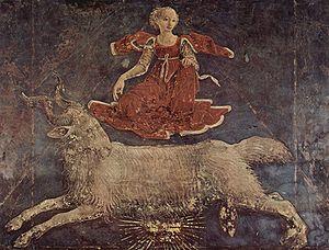 スキファノイア宮殿壁画