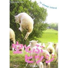 「空とぶヒツジ in sheep island」