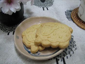 ひつじ菓子。