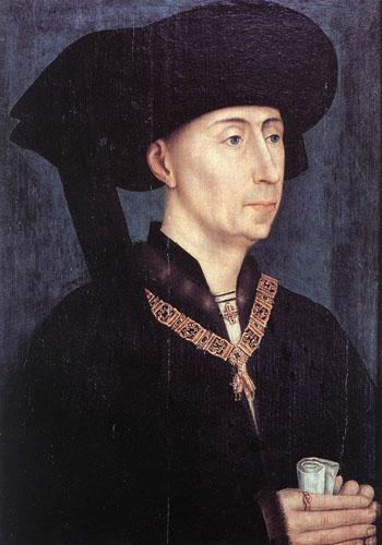 「フィリップ善良公の肖像」