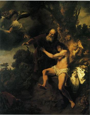 「アブラハムの犠牲」