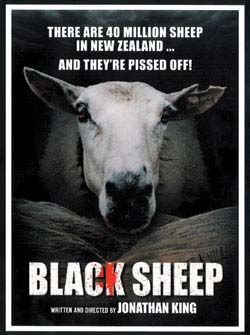 BLACK SHEEP ポスター