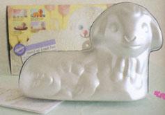 ひつじケーキ型