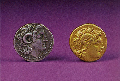 リシマコスのコイン