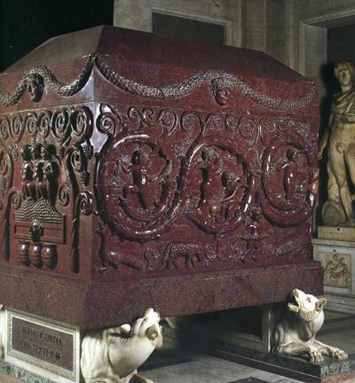 コンスタンティナの石棺