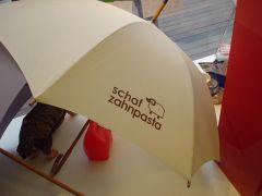 ヒツジの傘