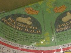 ペコリーノ・トスカーノ