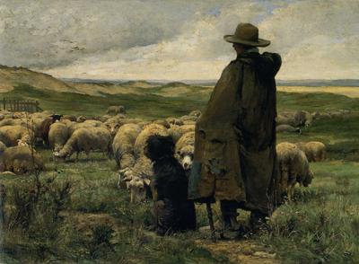 「羊飼い」