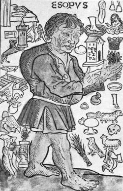 アイソーポスの肖像