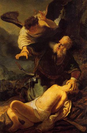 「イサクの犠牲」