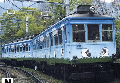箱根登山鉄道モハ1形