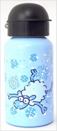 ラーケン 2008ウィンターコレクション ひつじライトブルー