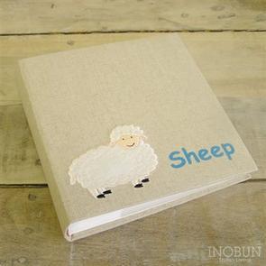 ひつじフォトアルバム Sheep ヒツジ