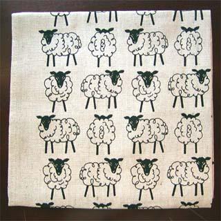 Sheep キッチンタオル