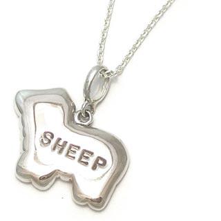 たべっ子どうぶつ SHEEP PENDANT