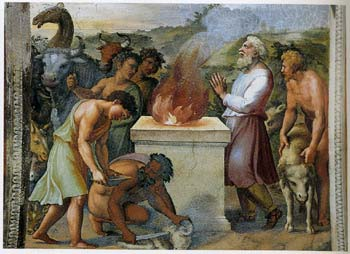 「ノアの燔祭」