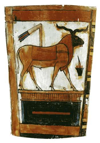 カルトナージュ棺の部分