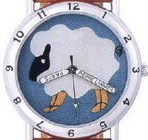 ピエール・ラニエ PierreLannier ひつじモザイク腕時計