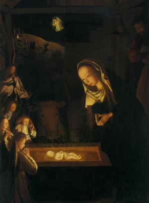 「キリストの降誕」