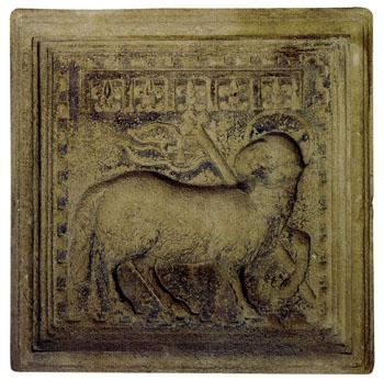 フィレンツェ毛織物業組合の紋章