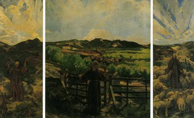 「アッシジの聖フランチェスコ」