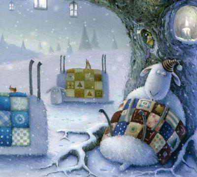 「ラッセルとクリスマスのまほう」