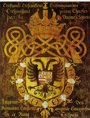 カール5世の紋章