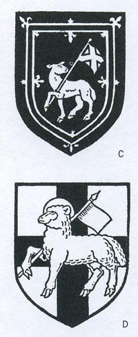 パスカル・ラムを描いた紋章続き