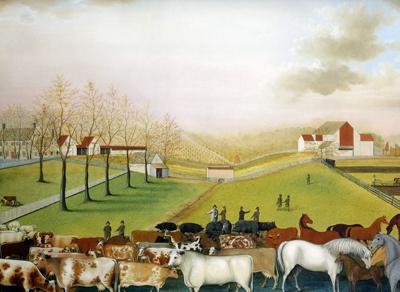 「コーネル農場」