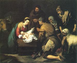 ムリーリョ 「羊飼いの礼拝」