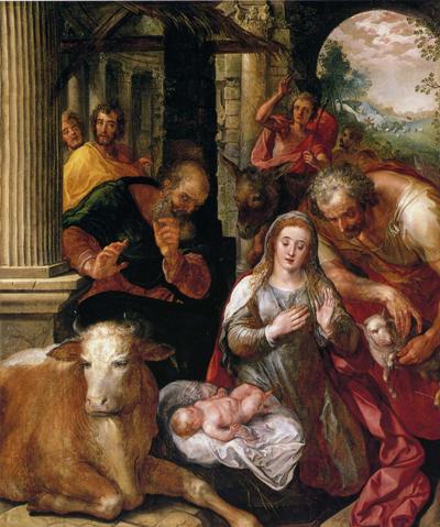 「羊飼いの礼拝」