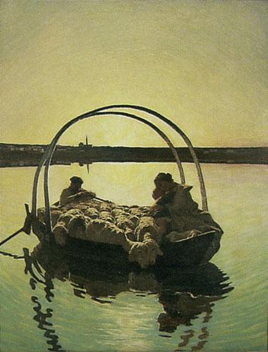 湖を渡るアヴェマリア