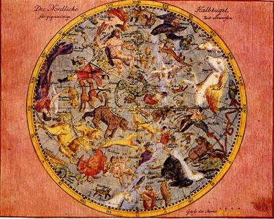 ボーデの古星図