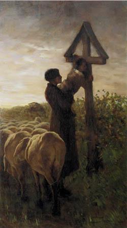 「十字架への接吻」