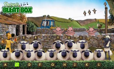 Shaun the Sheep - Bleat Box