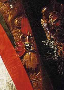 「皇帝ヨーゼフ2世」(部分)