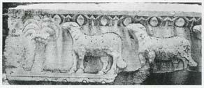 石棺浮彫彫刻