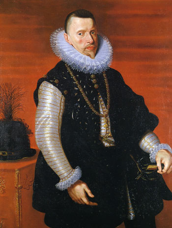 「アルベルト大公の肖像」