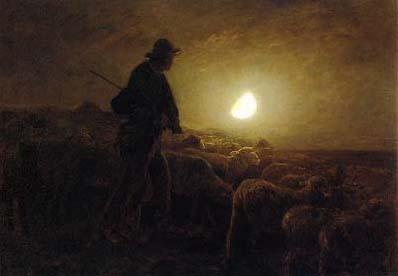 ジャック「月夜の羊飼い」