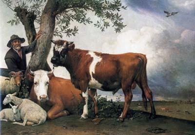 「若い牡牛」