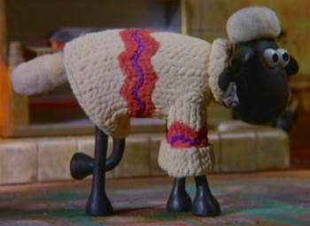 ウォレスとグルミット 子羊ショーン